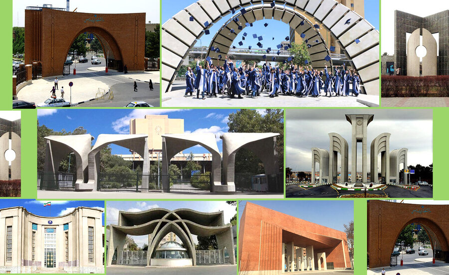 ۵ دانشگاه ایران در فهرست ۱۰۰ دانشگاه برتر آسیا